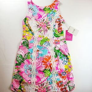 Lilly Pulitzer Target Floral Palm Sheath Dress